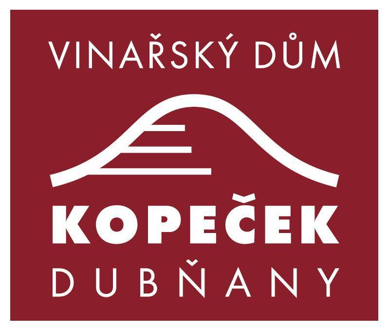 Vinařský dům kopeček logo