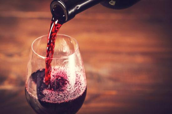 víno_cervene