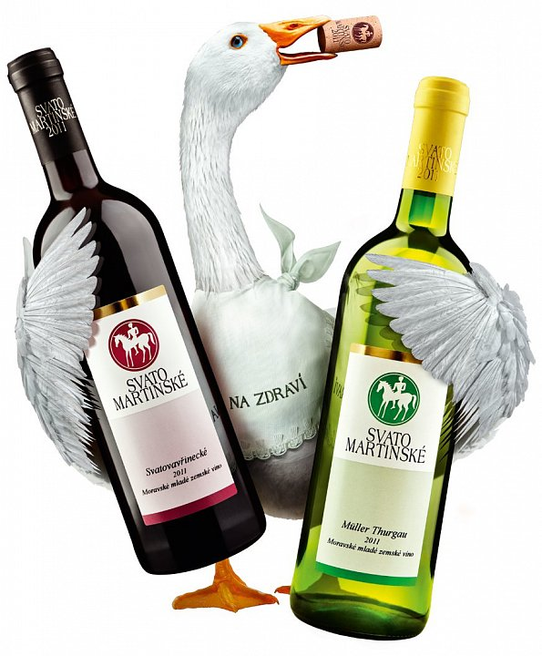 Svatomartinska vina