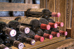 staré víno