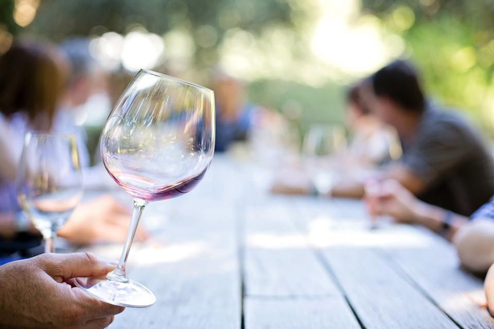 foto vinařská akce
